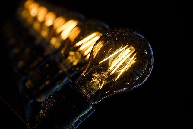 lampa světlo