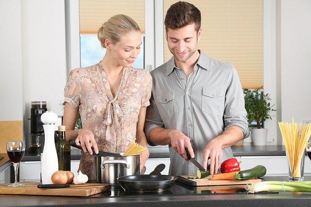 vaření páru